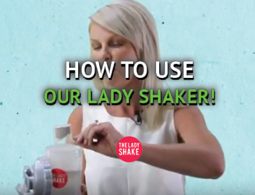 How to use the Lady Shaker