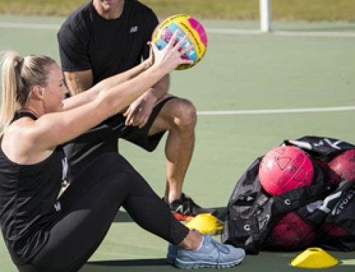 Why netball star Kim Green encourages people NOT to go on diets!