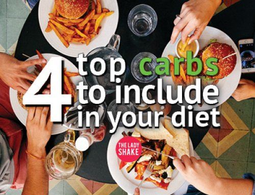 TOP 4 CARBS TO INCLUDE IN YOUR DIET