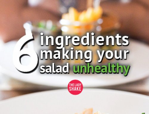 THESE 6 Ingredients ARE making your Salad Unhealthy!