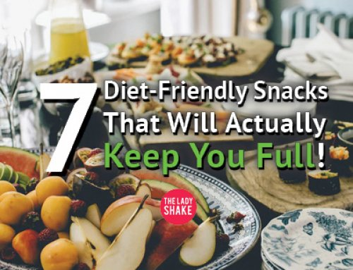 7 Diet-Friendly Snacks That Will Actually Keep You Full!