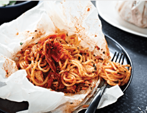 Spag in a bag