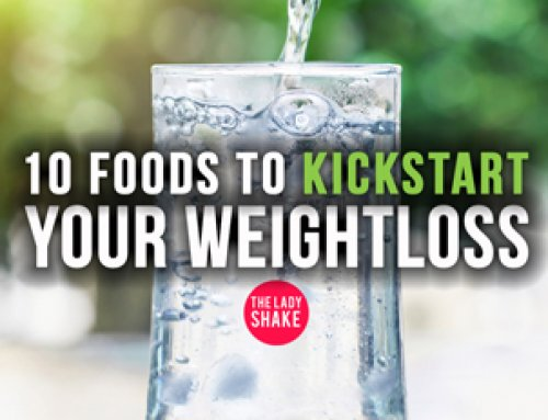 10 Foods to kickstart your weight loss!