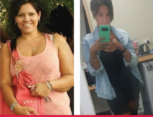 Miranda Lost 10kg with The Lady Shake!