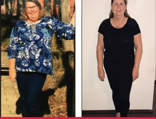 Cassie has lost 10kg with The Lady Shake!