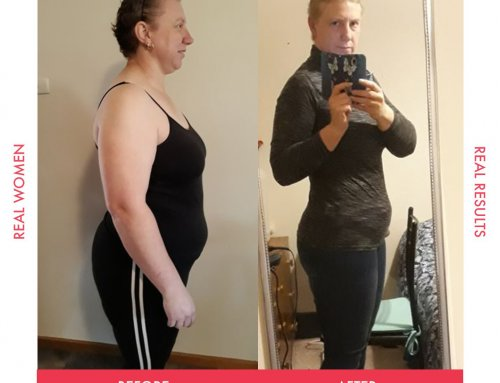Donna Has lost 18kg and kept it off!
