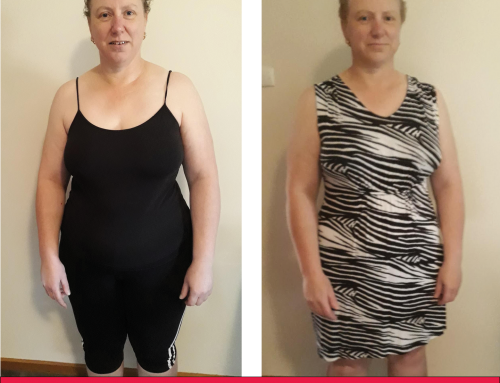 Donna Has lost 11.5kg in 3.5 Months!
