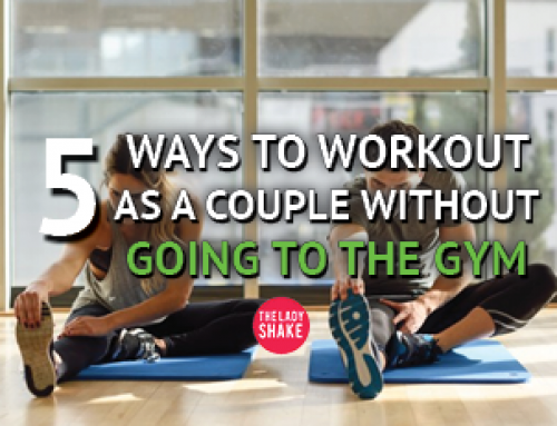 5 Ways to Workout as a Couple (Without Going to the Gym)