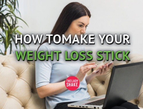 Tips to Make Your Weight Loss Habits Stick!