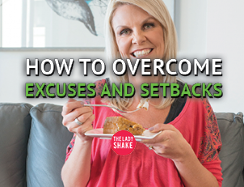 How To Overcome Excuses & Setbacks