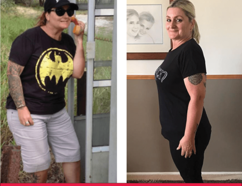 Trish Has Lost 15kg with The Lady Shake