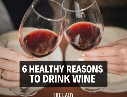 6 Healthy Reasons To Drink Wine!
