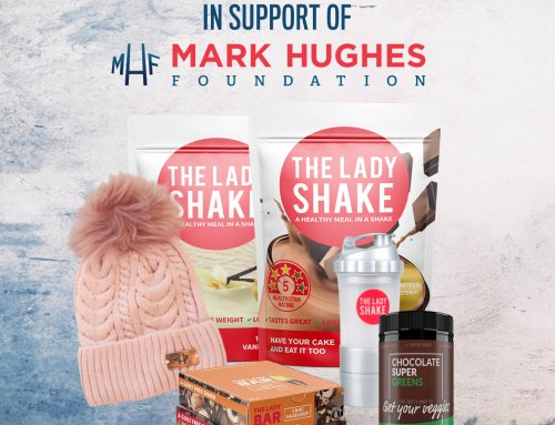 The Mark Hughes Foundation Feel Good Pack!