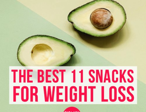 The Best 11 Snacks For Weight Loss.