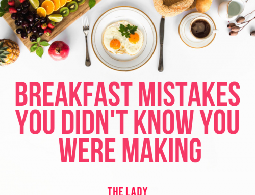 Breakfast Mistakes You Didn't Know You Were Making