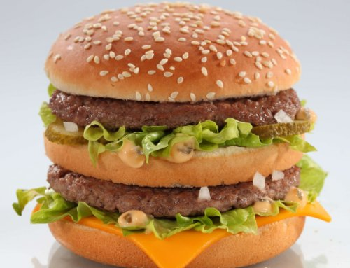 Five 'healthy' foods worse for you than a Big Mac.