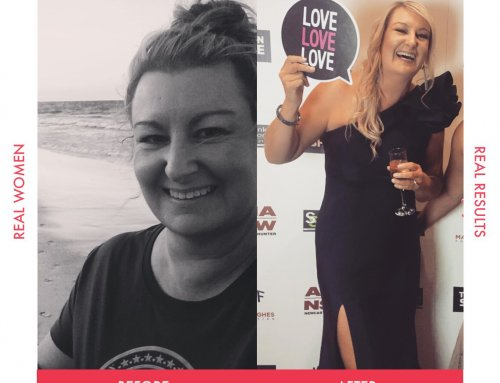 Deb lost 9.5kg and has never felt better!
