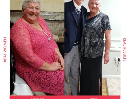 Ann lost 17kg and found her quality of life!