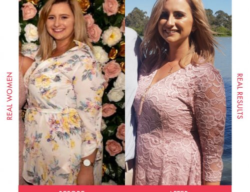Nicole lost 23kg for her holiday of a lifetime!