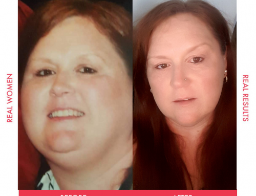 Angela lost 25kg on the Lady Shake and is now Happier and Healthier