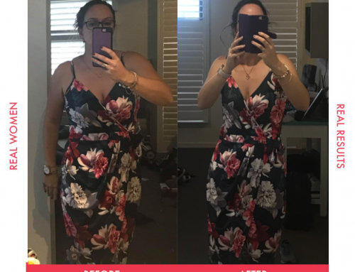 Kylie finally feels more confident and energetic after losing 13kg!