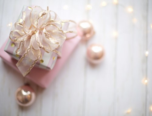 6 Christmas Present Ideas For Yourself!