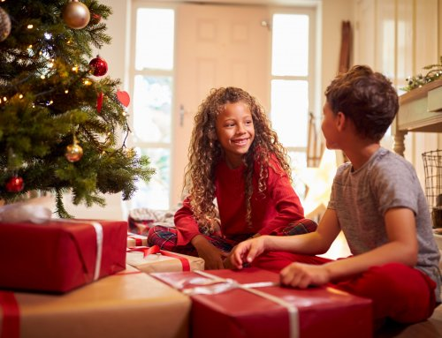 10 Christmas Present Ideas to Inspire Healthy Kids