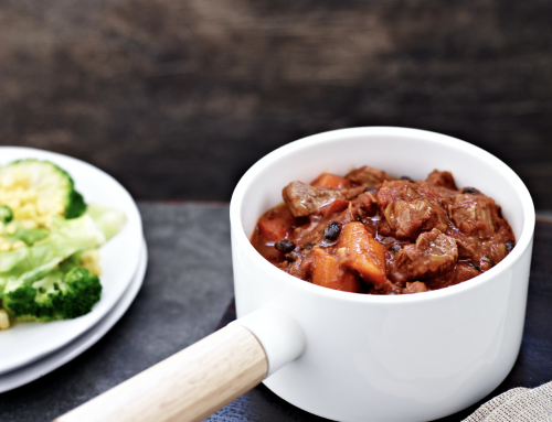 Slow-Cooked Chilli Beef