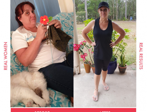 Toni lost 15kgs and finally fits her goal outfit!