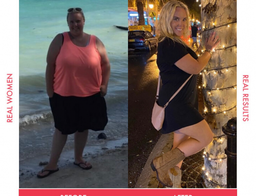Ange lost an incredible 61kg with the Lady Shake!