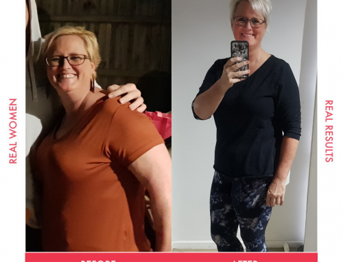 Nicole is loving life after losing 11kg!