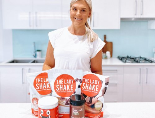 Nutrition coach Georgia shares her top tips and tricks to get healthy!