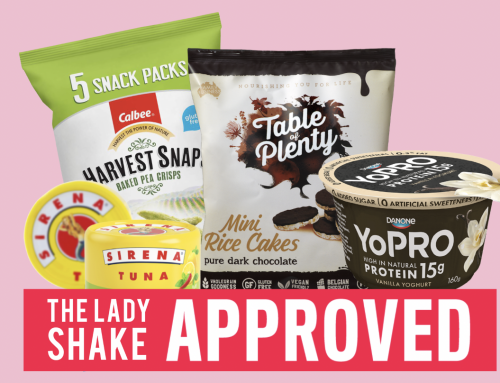 Healthy Snacks You Can Get From The Shops!