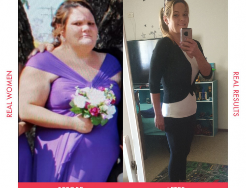 Tara lost an incredible 53kg with The Lady Shake