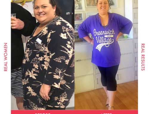 Marceena lost an incredible 20kg in less than 5 months!