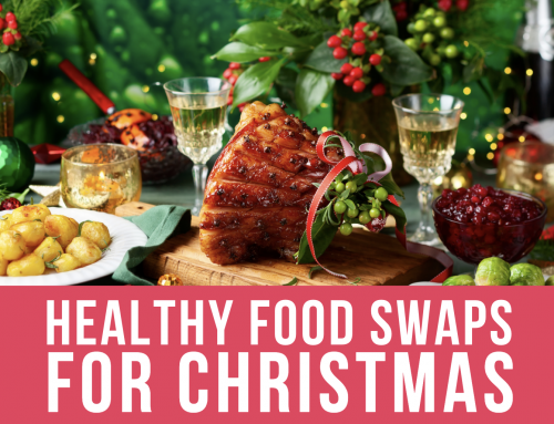 Healthy food swaps for christmas