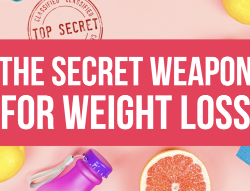 The Secret Weapon for Weight Loss